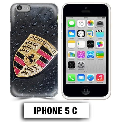 coque iphone 5c porsche carrera 911