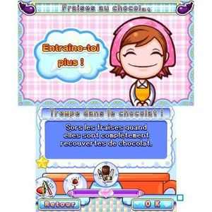 COOKING MAMA 4 / Jeu console 3DS