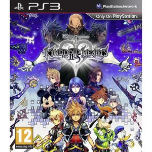 JEU PS3 Kingdom Hearts 2.5 Hd Remix Jeu PS3