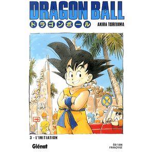MANGA Dragon Ball (édition originale) Tome 3 - L'initia