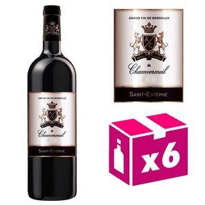 VIN ROUGE AOC Saint Estèphe 2016 vin rouge – Carton de 6 bou