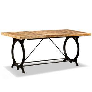 TABLE À MANGER SEULE Table à manger 6 à 8 personnes - 180 cm - Style in