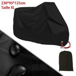 B/âche de Protection Housse MOTO Couvre-Moto Couverture de V/élo VTT scooter impermeable Anti pluie Anti poussi/ère Nylon Camouflage M :200*75*110cm)