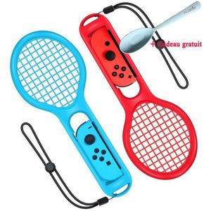 CONSOLE NINTENDO SWITCH Raquette de Tennis pour Joy-Con Nintendo Switch,Pa