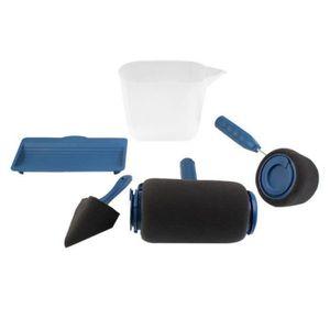 ROULEAU DE PEINTURE BO Hicollie® 5Pcs Set Paint Roller Runner Pro Pein