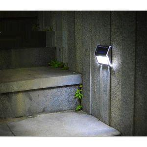 Eclairage horticole LED Lumière Pathway Chemin Étape Escalier Mur Jard