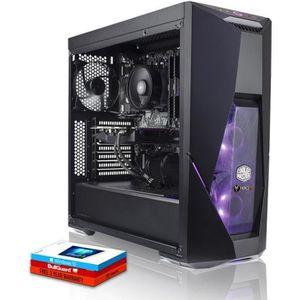 UNITÉ CENTRALE  Fierce Tormentor PC Gamer de Bureau - Intel Core i