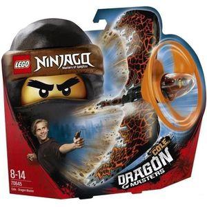 ASSEMBLAGE CONSTRUCTION LEGO® NINJAGO® 70645 Cole - Le Maître du Dragon -