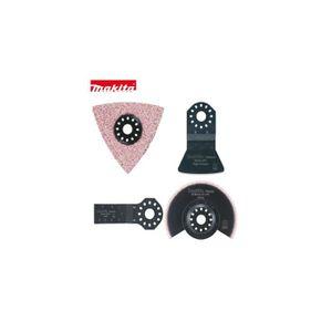 PONCEUSE - POLISSEUSE Ensemble de 4 accessoires pour le carrelage B-3...