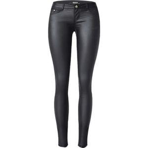 pantalon femme cuir