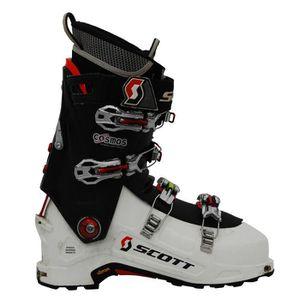 CHAUSSURES DE SKI Chaussure ski Rando Scott Cosmos blanc noir