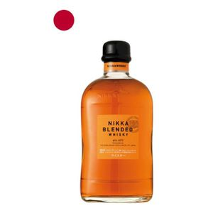 WHISKY BOURBON SCOTCH Nikka Blended Whisky