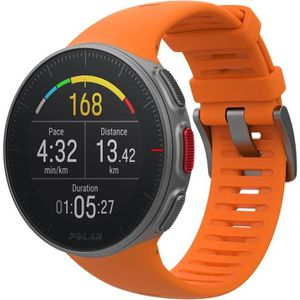 Montre connectée sport POLAR VANTAGE V Montre cardio GPS orange M/L