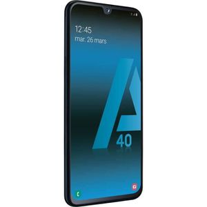 SMARTPHONE Samsung Galaxy A40 Double Sim Bloqué SFR Noir