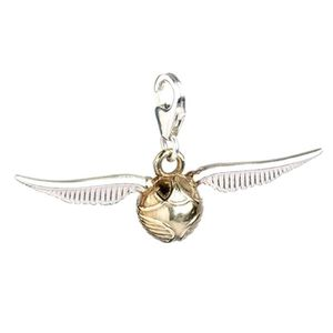 Charm's Officiel Harry Potter Sterling Silver Vif d'or cli