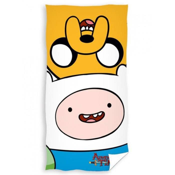 Adventure Time Serviette de plage