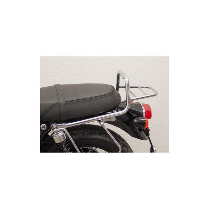 TRIUMPH BONNEVILLE T100-17/18- SUPPORT PORTE BAGAGES PAQUET-6178G