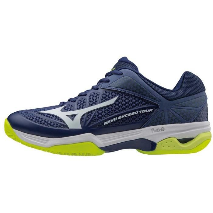 Chaussures homme Tennis Mizuno Wave Exceed Tour 2 Clay