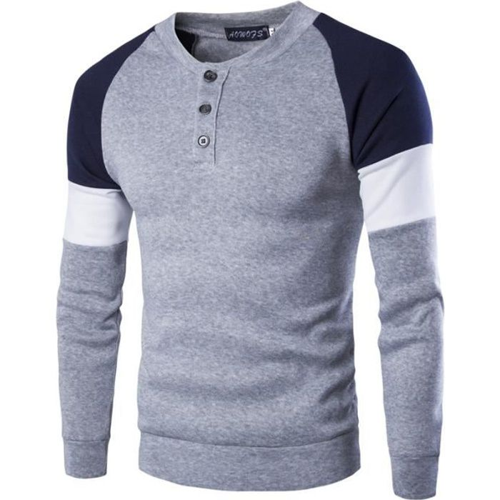 Pull Homme Pull col rond XS