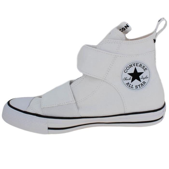Baskets Converse Chuck Taylor All Star Strap Hi 164547C