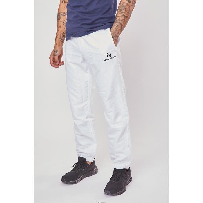 Pantalon de jogging Carson 020 blanc / Sergio Tacchini