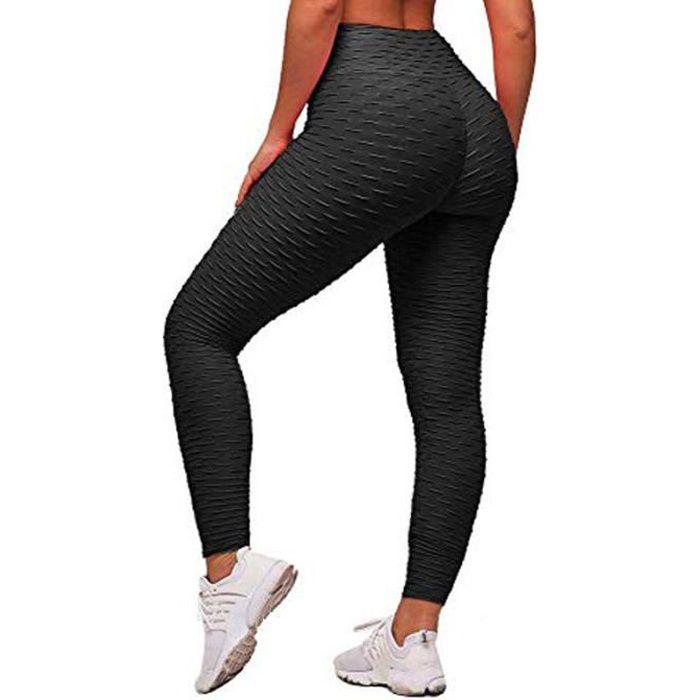 Legging Sport Femme Pantalon Yoga Femme Legging de Sport Sexy Femme Legging