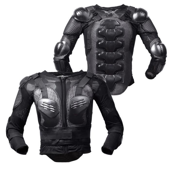PROTEGE-CHEVILLES - CHEVILLERE,Moto genouillères veste armure pantalons longs ensemble hommes équipement de - Type DJHJ10B-XL