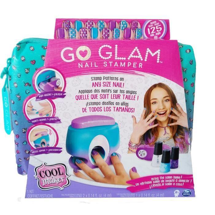 Go Glam - Cool Maker Nail Studio