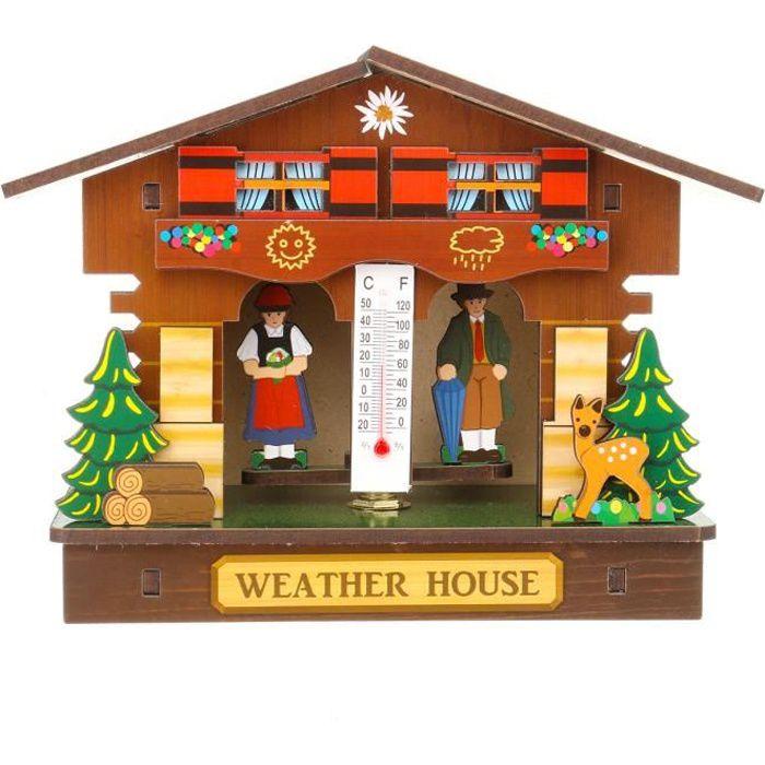 SC-01 Thermomètre Hygromètre Maison Temperature Météo ℃ ℉