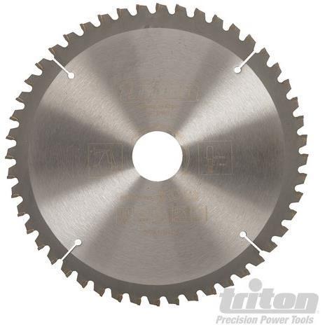 TRITON Lame de scie circulaire Max. 6 400 tr/min. Alésage 30 mm.