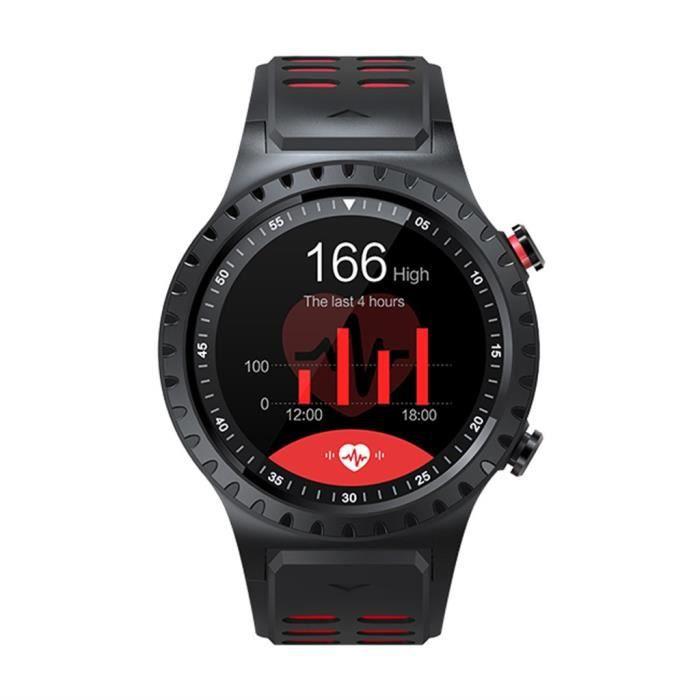 MONTRE Montre intelligente en cours d'exécution GPS appel