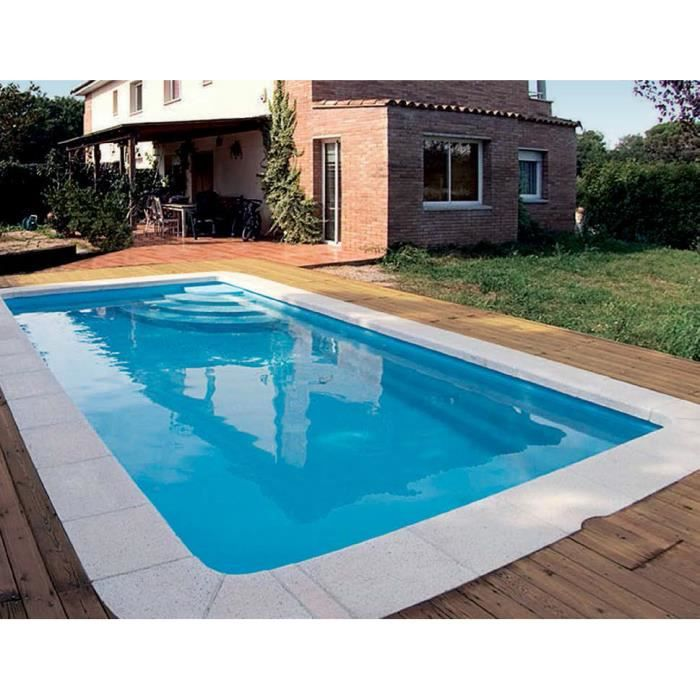 Piscine coque fond incline strasbourg for Achat piscine coque