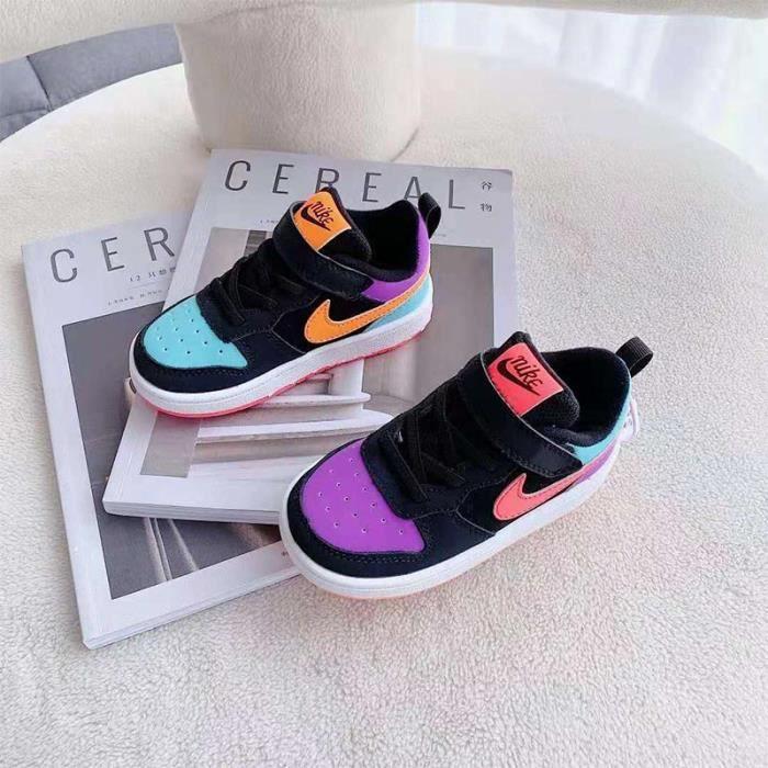 Air Force 1 React CD4366-100 Chaussures de sport pour enfants ...