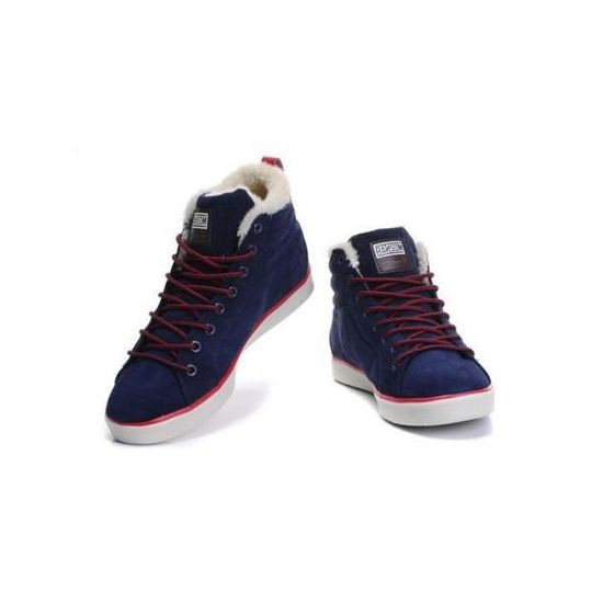 reputable site 9d46f 59804 Ransom by Adidas originals chaussures homme hau... Bleu - Achat   Vente  basket - Cdiscount