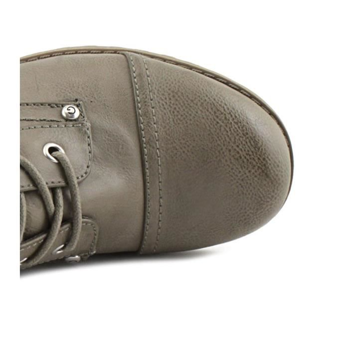 Synthétique Botte Brylee de By Combat Guess G qFgwR4tnn