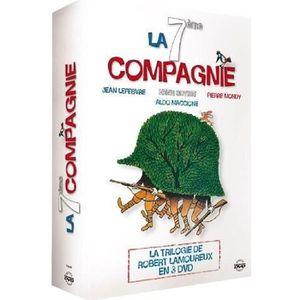 DVD FILM DVD Coffret intégrale la 7ème compagnie