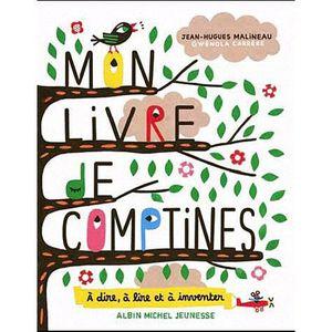 Livre 6-9 ANS Mon livre de comptines