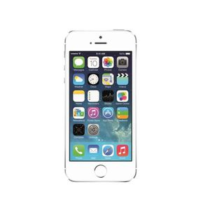 SMARTPHONE APPLE IPHONE 5S 16GB 4G ARGENT