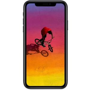 SMARTPHONE iPhone Xr 128 Go Noir Reconditionné - Comme Neuf