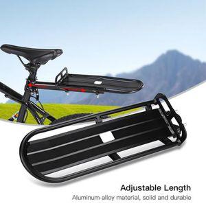 PORTE-BAGAGES VÉLO Étagère à bagages arrière pour bicyclette Support