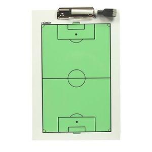 TABLEAU DE COACHING Accessoire football Carnet recto/verso footba