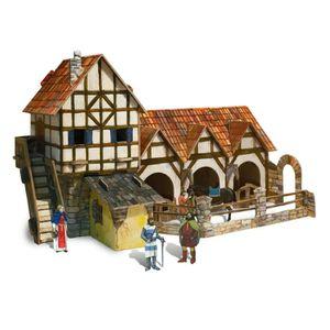 PUZZLE PUZZLE 3D « CHEVALERIE OU STABLE ». REF 14264