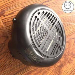 CHAUFFAGE A AIR PULSE BH 900W Mini Ventilateur de Chauffage Mural Électr