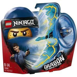 ASSEMBLAGE CONSTRUCTION LEGO® NINJAGO® 70646 Jay - Le Maître du Dragon - J