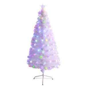 sapin artificiel avec led achat vente sapin artificiel avec led pas cher cdiscount. Black Bedroom Furniture Sets. Home Design Ideas