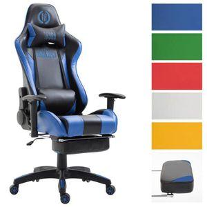 CHAISE DE BUREAU CLP Fauteuil de bureau STARK en similicuir, chaise