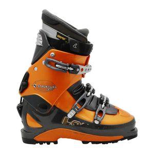 CHAUSSURES DE SKI Chaussure ski rando Lowa Struktura evo orange