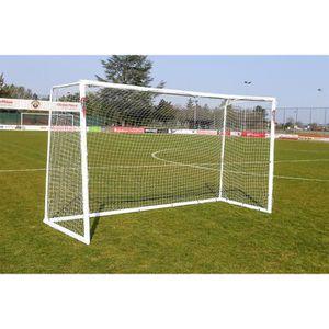CAGE DE FOOTBALL But de foot POWERSHOT 5 x 2 - uPVC résistant