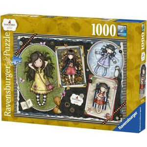 PUZZLE RAVENSBURGER Puzzle 1000 p - Four Gorjuss Seasons