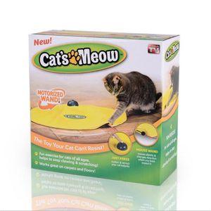 JOUET CAT'S MIAOU Le jeu sous forme de tapis souris pour